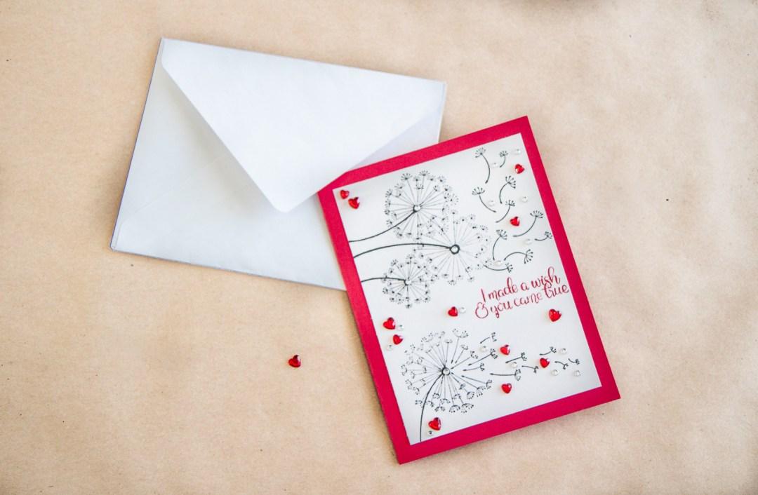 Stampin Up Dandelion Wishes Stamp Set