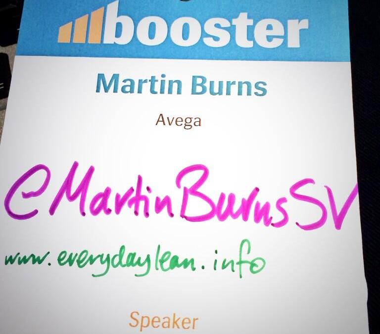 Booster2014 By Tweets