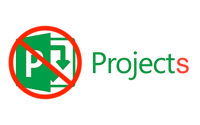 Now Is Not The Time for #NoProjects