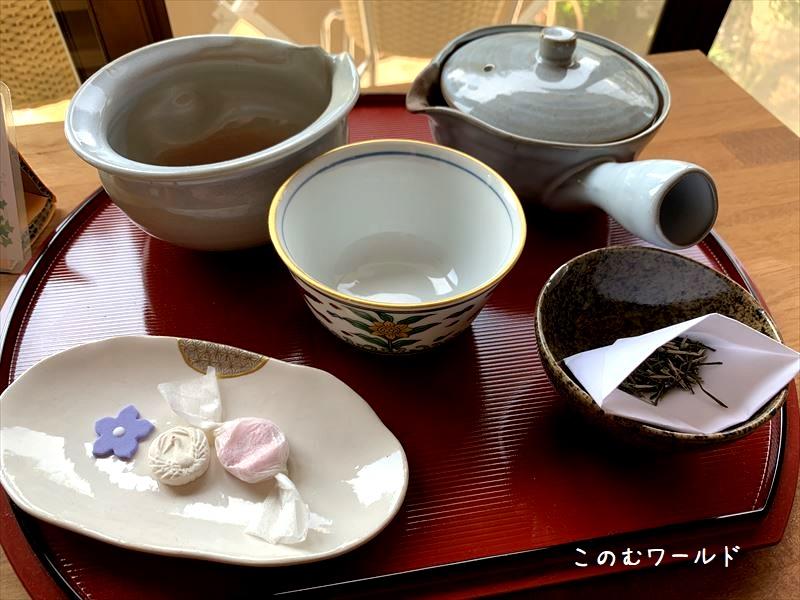 森の茶やランチ