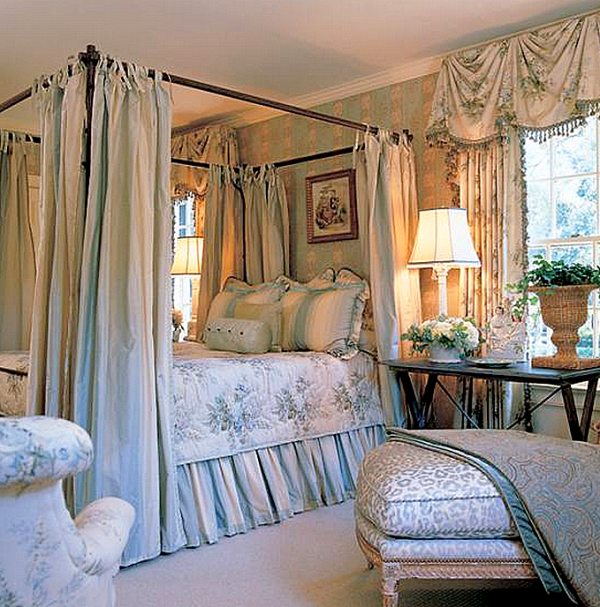 french master bedroom interior design Designer Spotlight: Charles Faudree • It's All In The Mix!
