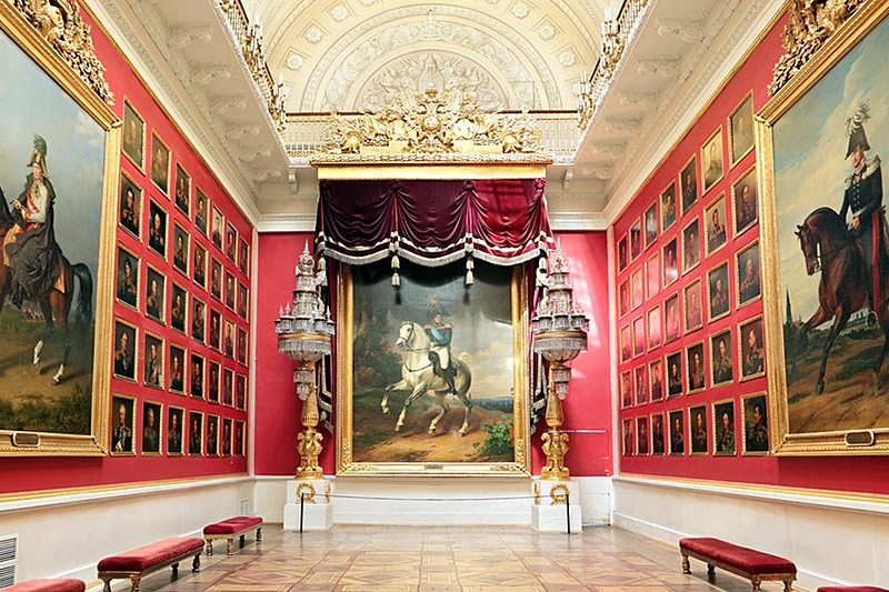The Hermitage The Winter Palace