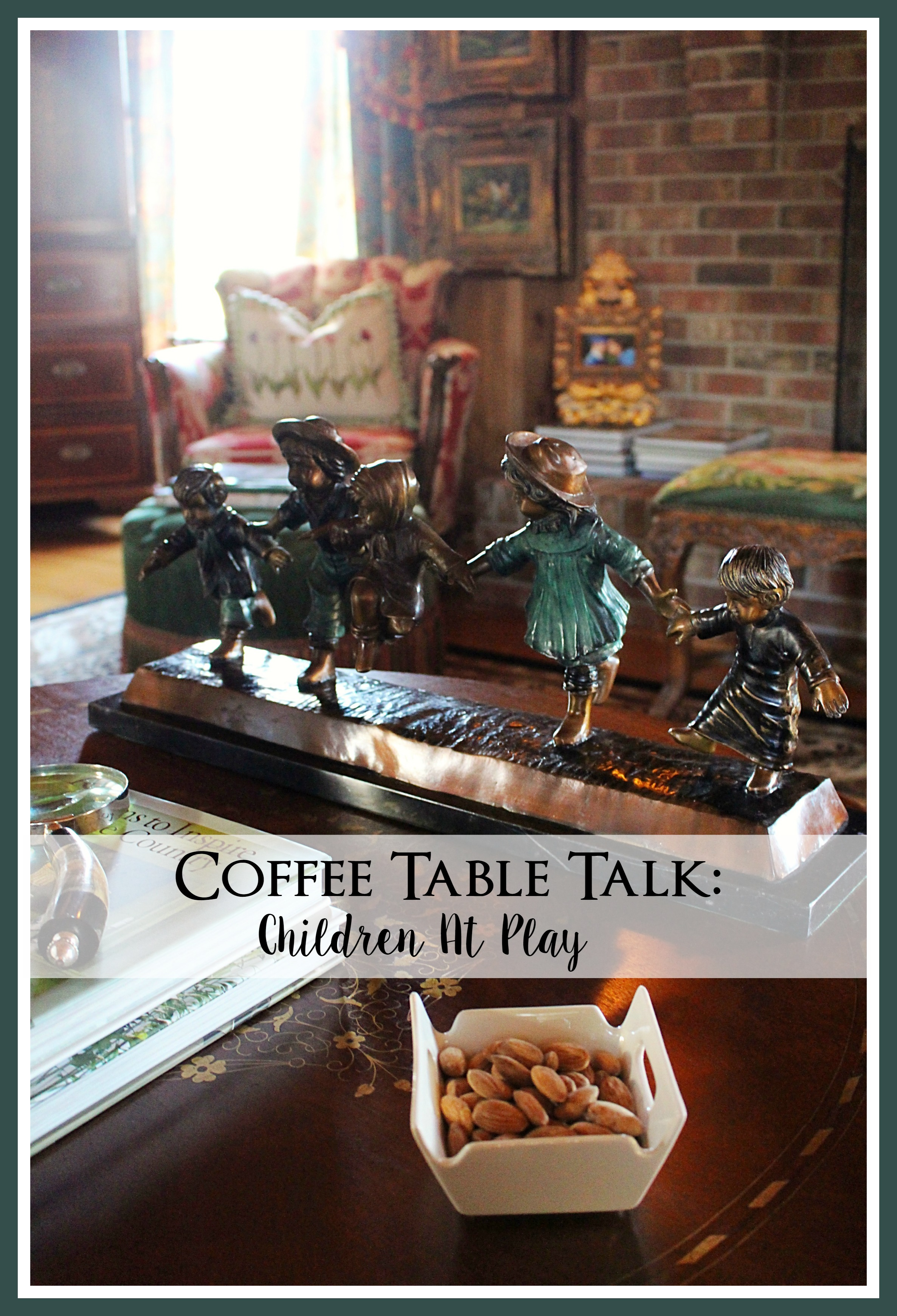 Coffee Table Talk Children At Play