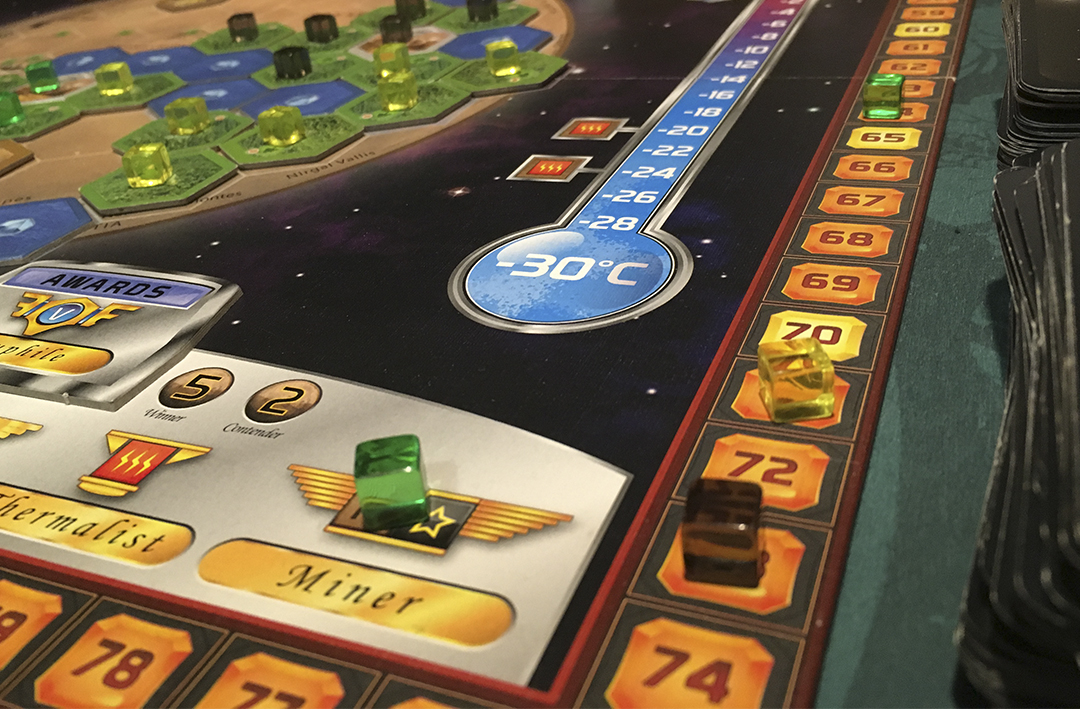Terraforming Mars - Close Games