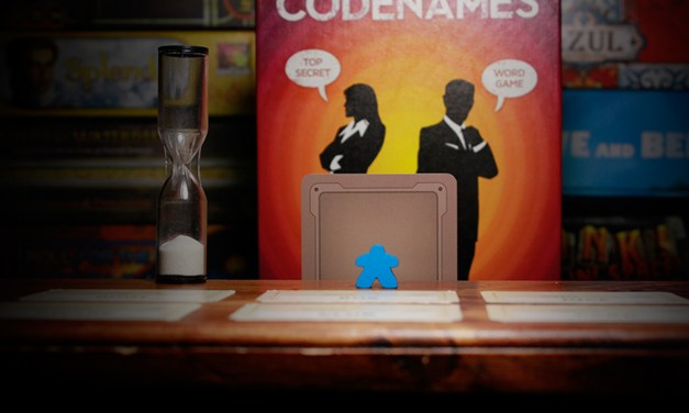 Codenames – Stop Motion Meeple