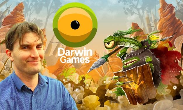 Ben Boersma, Darwin Games