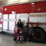 Field trip to the fire house
