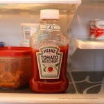 blame the ketchup
