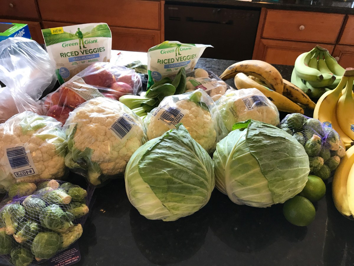 My journey: What do we eat?