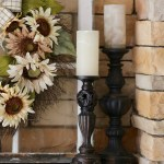 End of summer home decorating