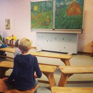 Eerste klas vrijeschool