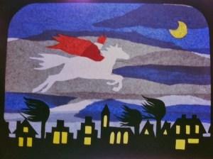 Sint Nicolaas te paard