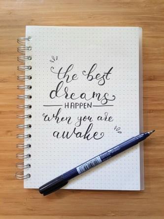 Dromen dagboek