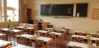 Waldorfschool Vrijeschool klas