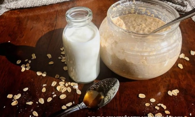 Milk Honey Oatmeal Facial Scrub