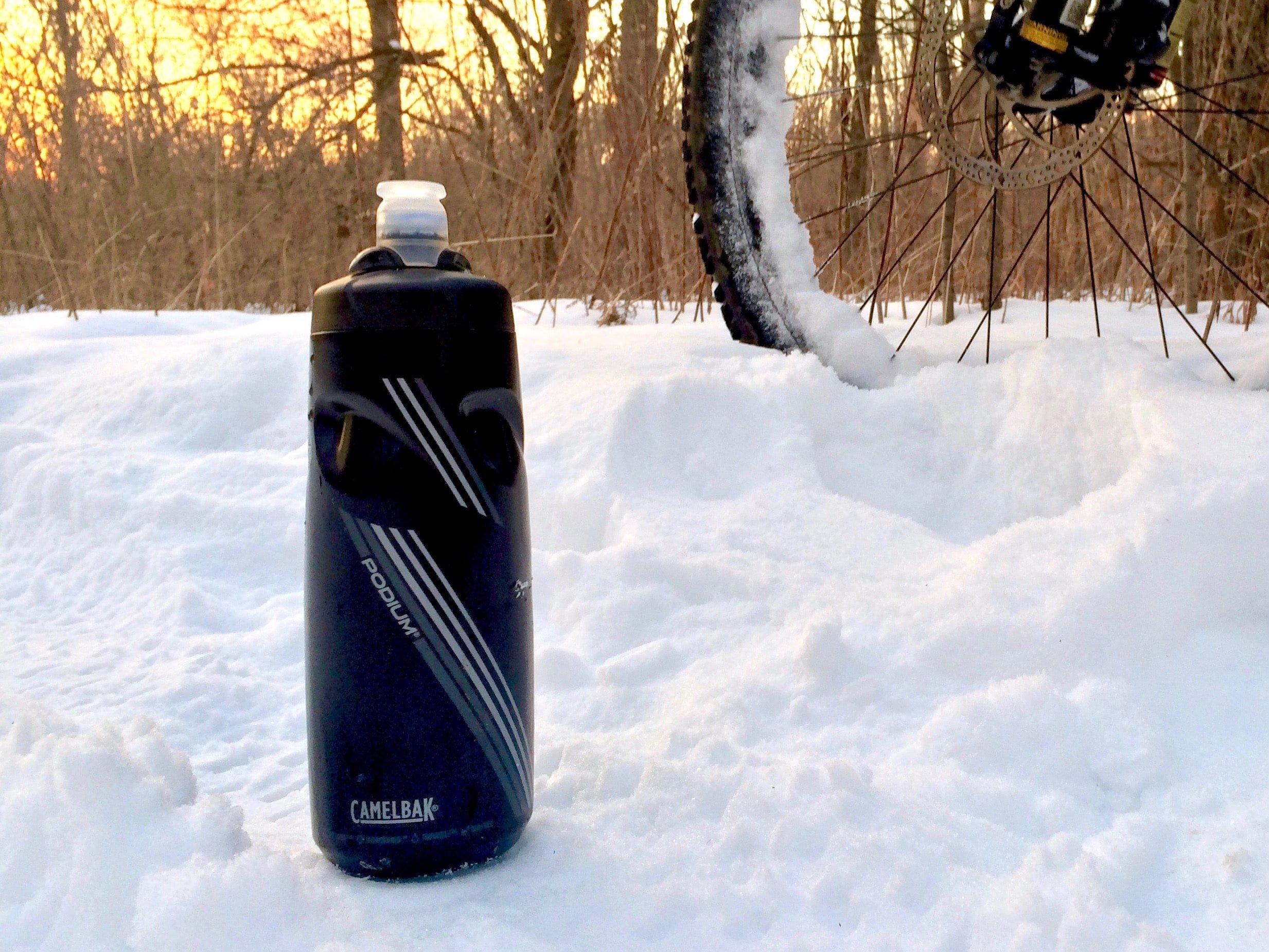 Camelbak Podium VS a Regular Water Bottle