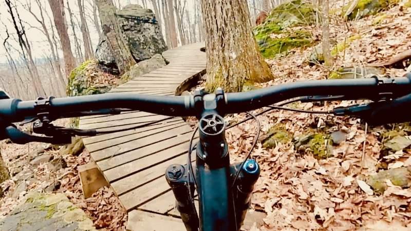 Rocky Knob Bike Park Ride Review