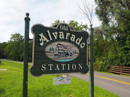 Alvarado Station