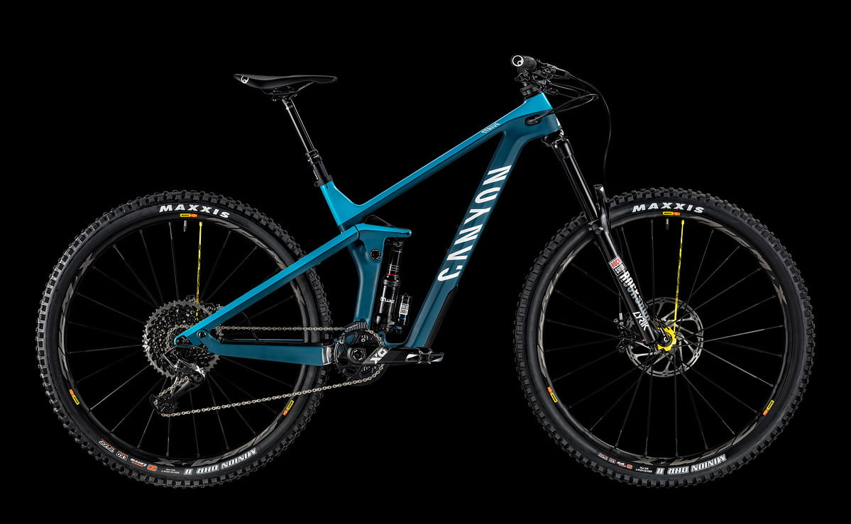 Canyon's New Strive 2.0 Is Here for 2019