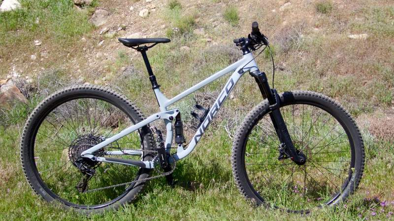 Norco Fluid FS1 Ride Review