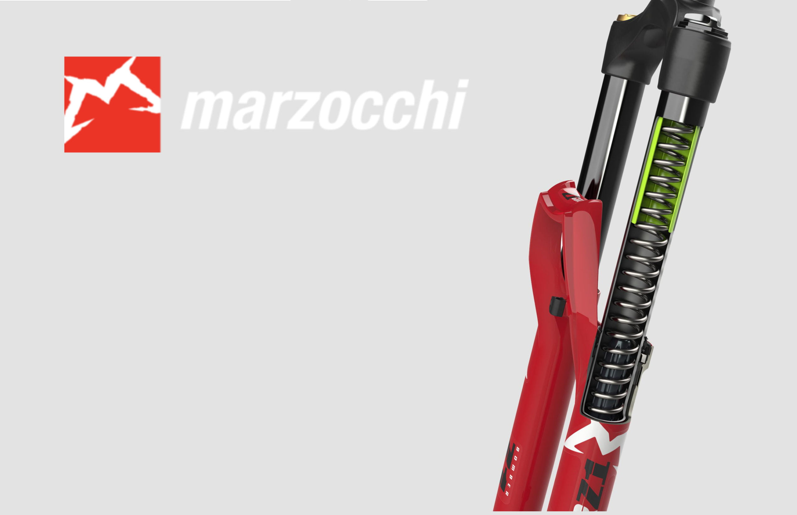 New Marzocchi Coil Fork and Conversion