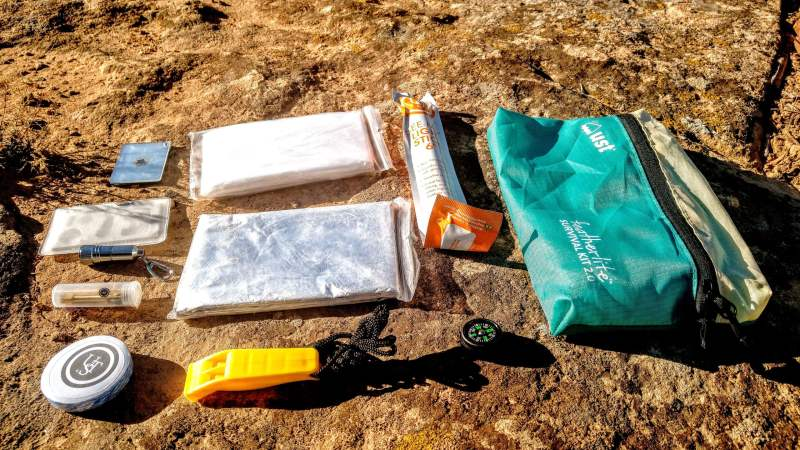UST FeatherLite Survival Kit 2.0 Review
