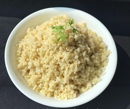 How to cook fluffly millet