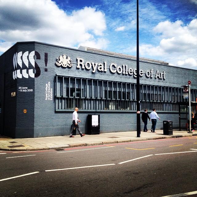 去倫敦學設計:我如何申請上英國皇家藝術學院?- EVERYDAY OBJECT 實習生 Huting 的經驗分享 - EVERYDAY OBJECT