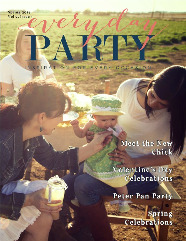Everyday Party Magazine Volume 2 Issue 1