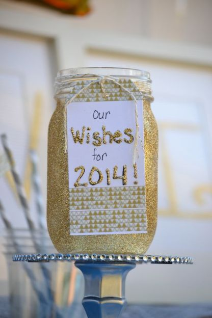 Everyday Party Magazine 2014 Wish Jar