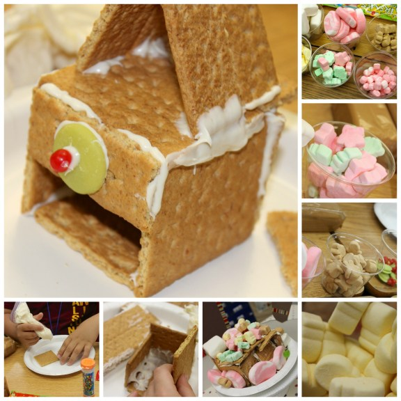 Everyday Party Magazine Gingerbread House Party