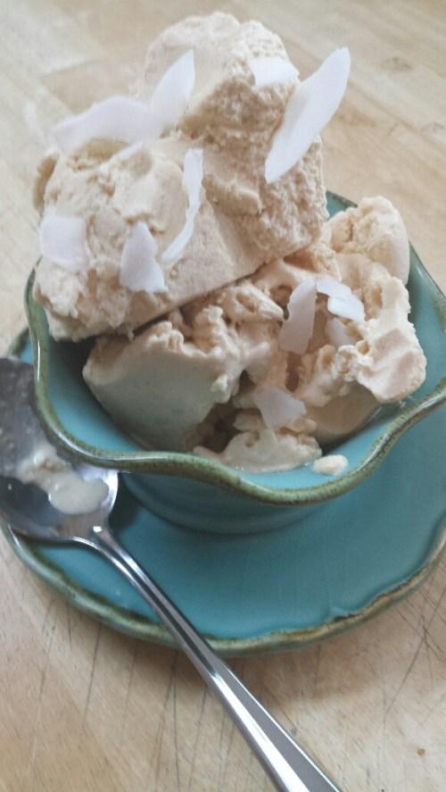 Coconut Ice Cream Shake Everyday Party Magazine