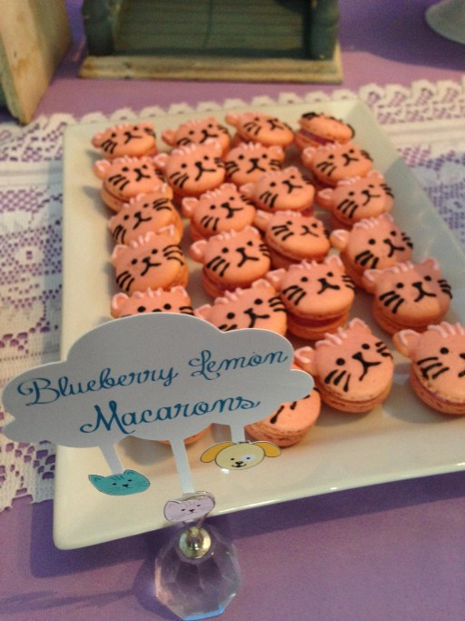 Everyday Party Magazine Raining Cats and Dogs by Bellas Bakery