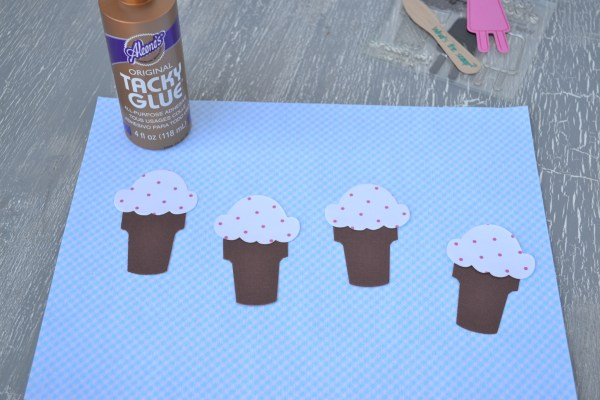 Everyday Party Magazine Ice Cream Party Decor DIY