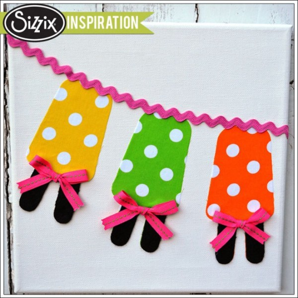 Everyday Party Magazine Sizzix Inspiration