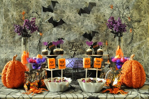 Everyday Party Magazine Eek it's time for trick or treat by Morsels Party Planning