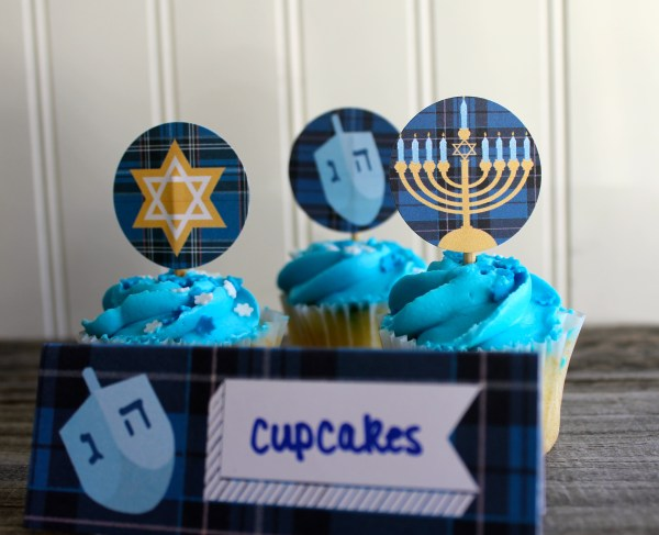 Everyday Party Magazine Hanukkah Party Printables