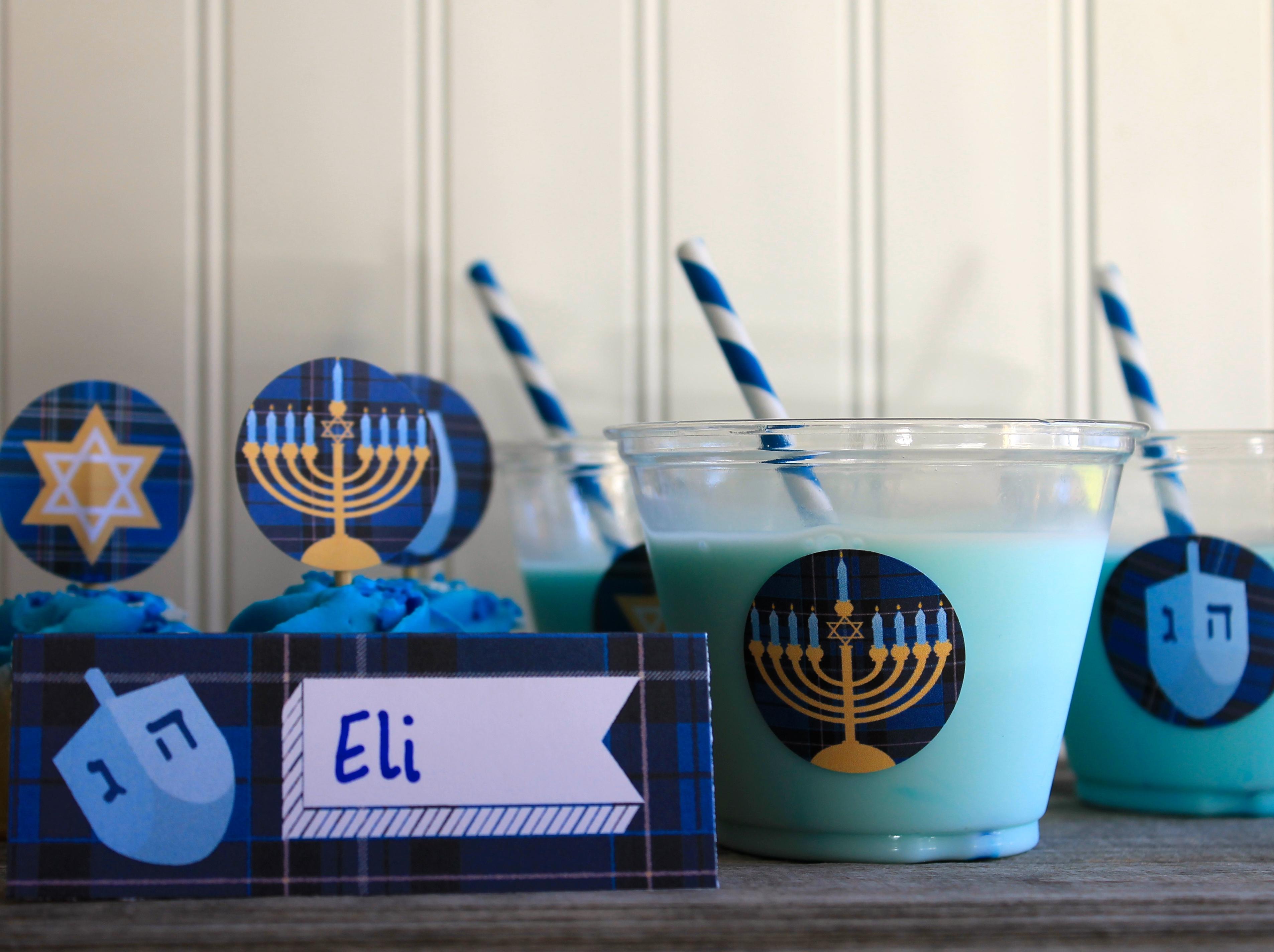 Hanukkah Party Printables
