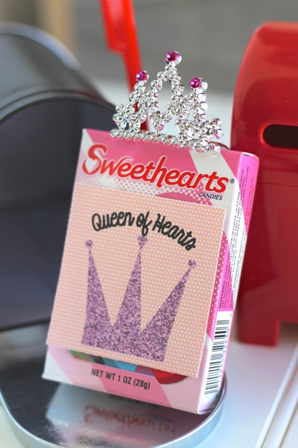 Queen of Hearts Everyday Party Magazine Free Valentine's Day Printables