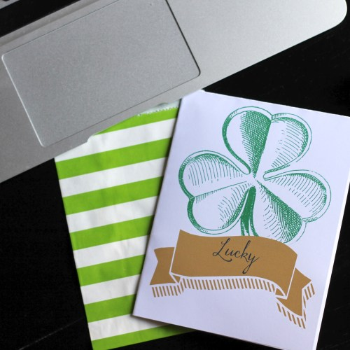 Send A Smile St. Patrick's Day Everyday Party Magazine