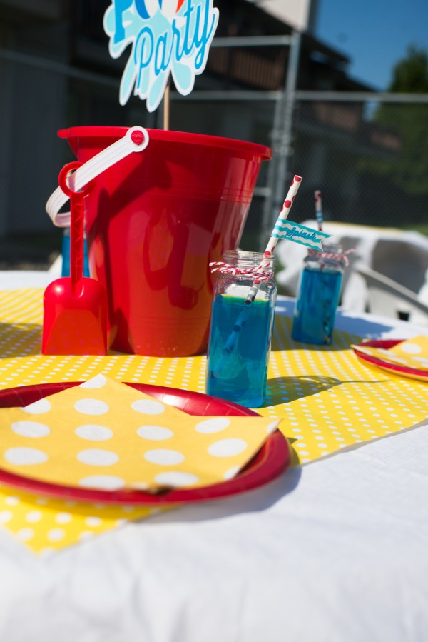 Pool Party by Hoopla Events on Everyday Party Magazine