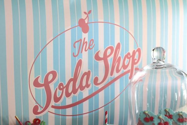 Vintage Soda Shop on Everyday Party Magazine