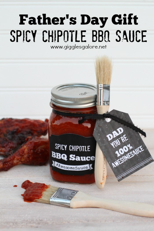 Awesome-Sauce Father's Day Gift by Giggles Galore on Everyday Party Magazine