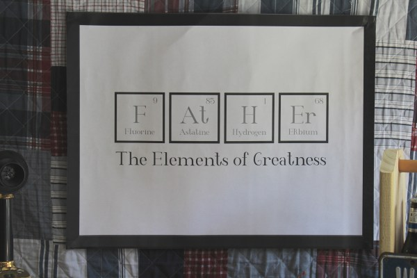 The Element of Greatness on Everyday Party Magazine