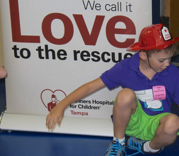 Shriners Hospitals for Children® On Track for a Safe Summer on Everyday Party Magazine
