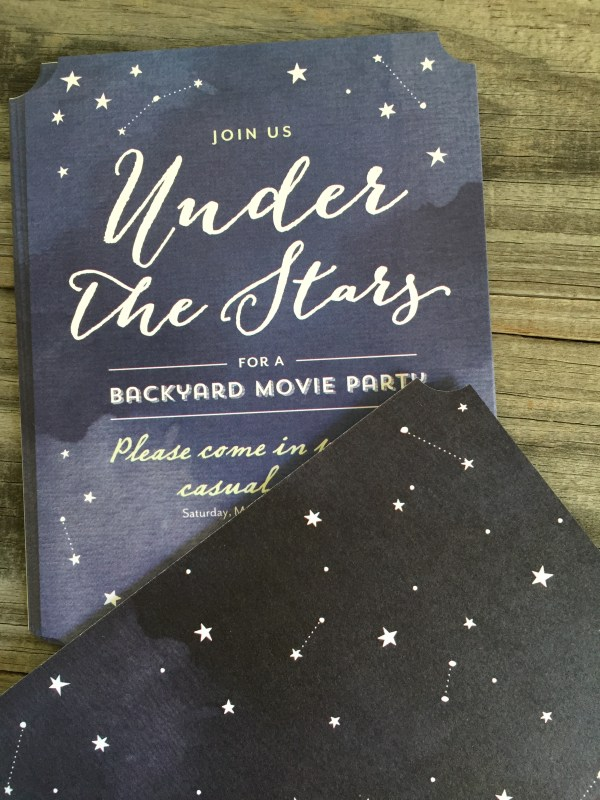Movie Night on Everyday Party Magazine