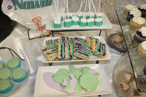 Under the Sea Party by A Special Touch Event Planning on Everyday Party Magazine