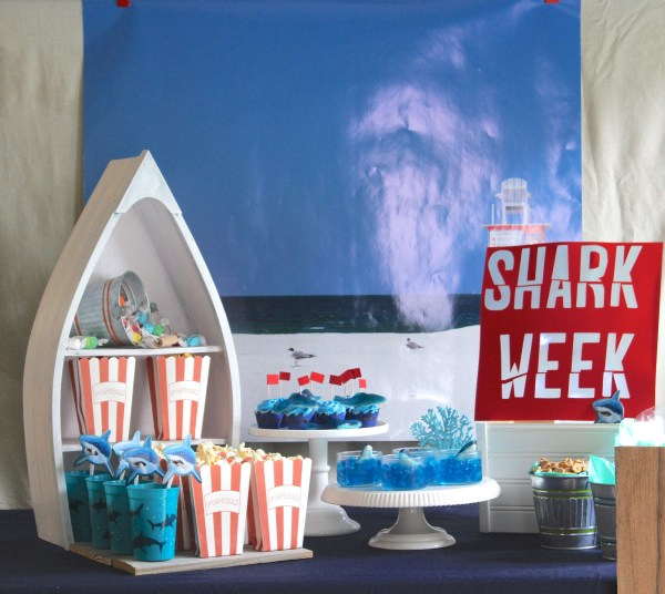 Everyday Party Magazine Shark Week 2015