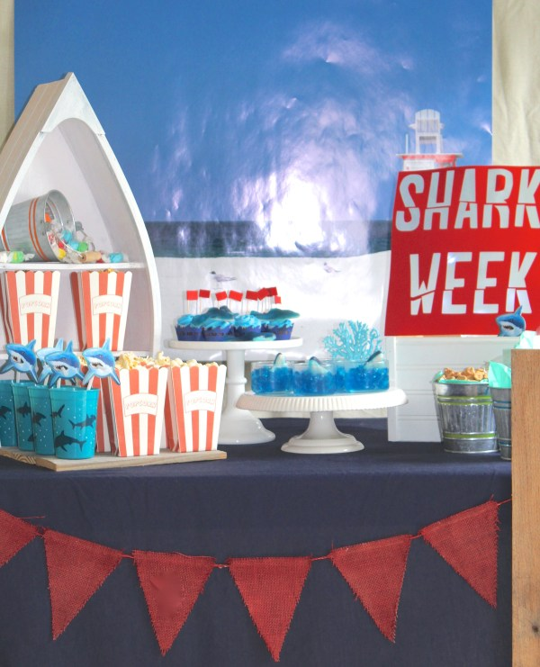 Everyday Party Magazine Shark Week
