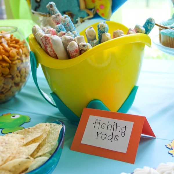 Officially Ours Adoption Party by The Monogrammed Mom on Everyday Party Magazine